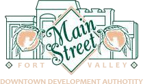Fort Valley Main Street logo